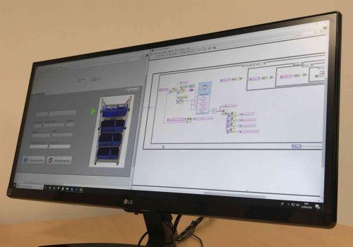 Programación Labview en Valencia